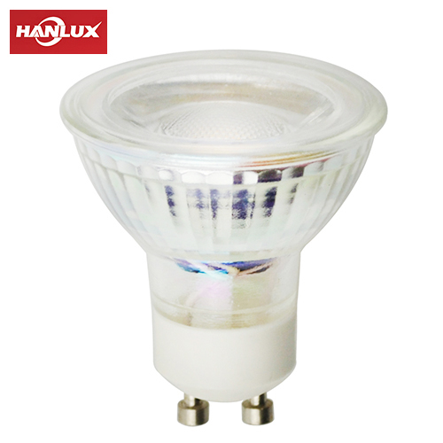 GU10 <strong>LED</strong> spotlight <strong>5W</strong> 85-265V High lumens warm <strong>light</strong>