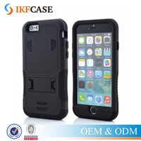 Hybrid Armor Combo Impact Heavy Duty Shockproof Kickstand Phone Back Cover Case For Apple iPhone 5G 5S 5C