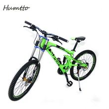 Aluminum Frame Bicycle Downhill Mountain Bike