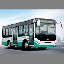 CNG City bus Dongfeng EQ6770CHTN 4x2 inter city Bus 19-46 seats for hot sale 0086-13972506691
