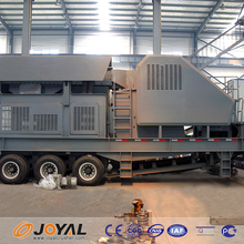Best quality coal crushing and screening plant for sale