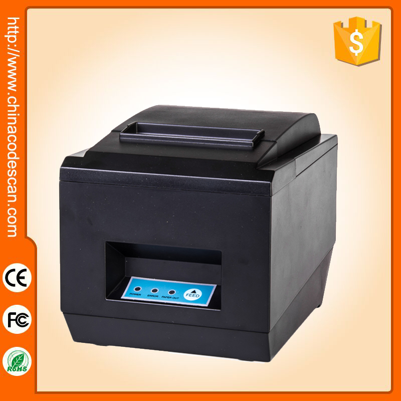 high print speed USB 80mm thermal printer with Auto cutterNT-8250