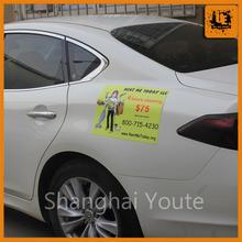 Custom high quality print holofoil stickers vehicle graphics stickers