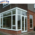 PVC patio windows and doors/plastic window and patio door