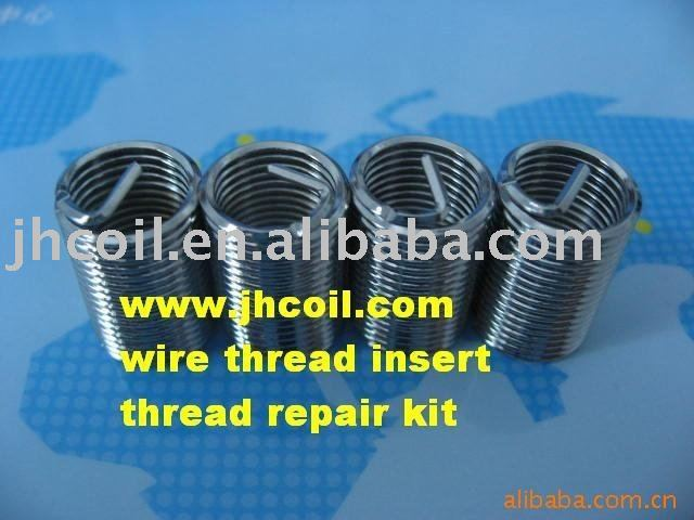 jhcoil thread repair <strong>tool</strong> <strong>M10</strong>*1*1D hot sale wire thread insert