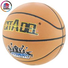 Rubber bladder size 7 cow leather basketball