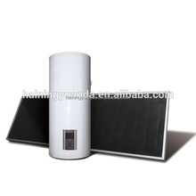 flat panel solar water heater, flat plate solar collector, solar hot water heating system