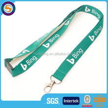 Colorful neck strap keychain lanyard card key free logo design