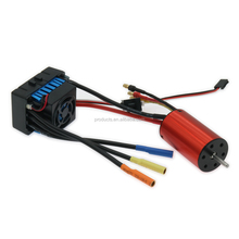 Waterproof 45A Bruless ESC and 3650 Brushless Motor Kit