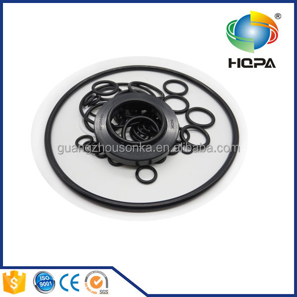 Hydraulic Components Excavator PC130-7 PC130-7K Pump Seal Kit for Main Pump Assy 708-1L-00650