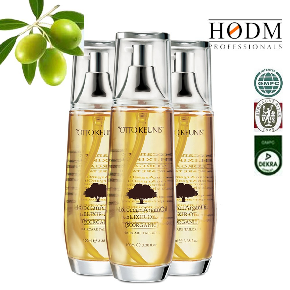 Private label factory price repairing natural best hair serum for dry/frizz/damaged hair