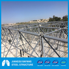 Steel Truss Structures Gym Space Frame ISO Approved