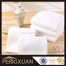 PX-HT8 plain white hotel cotton towel plain white cotton tea towels in china