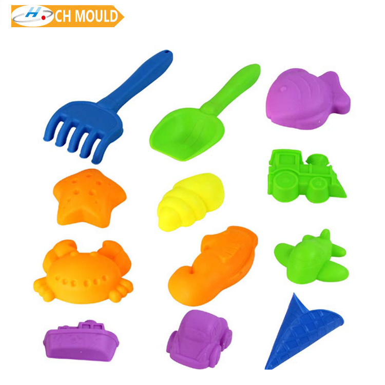 China used plastic rubber toy mould for sale