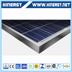 High efficiency solar panel 300w made by Chinsese manufacture