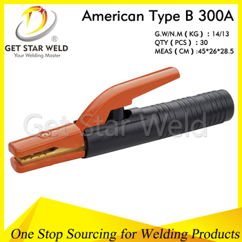 300A 500A America type electrode holder
