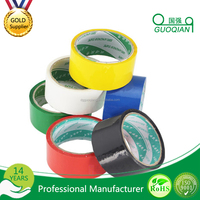 High Strength Clear/Transparent Alibaba Website Logo Design BOPP Customized Colored Packing Tape