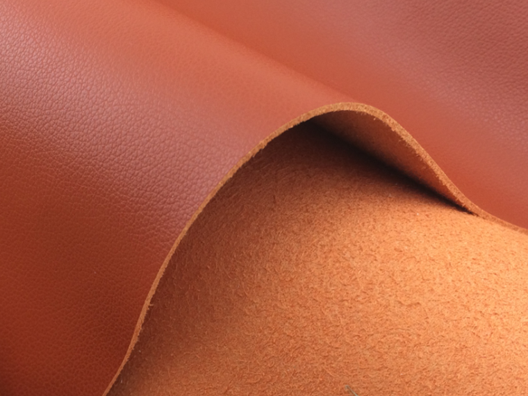 Microfiber pu artificial leather for man shoes