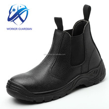 hot selling waterproof high heel kevlar Australia safety shoes safety boots with steel toe cap