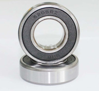 turbocharger ball bearing, Deep Groove Ball Bearing 6205 open Z ZZ 2RZ 2RS , with high quality