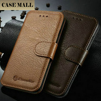 CaseMe Genuine Leather Phone Case for iPhone 6s, for iPhone 6 plus Cover, For Apple iPhone 6s Leather Case