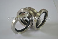 hydraulic and pneumatic air compressor rod seals/shaft seal