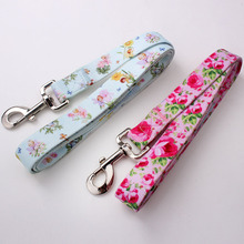 new pet products custom print logo retractable dog leash mede PMS color available