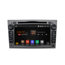 Good selling 7inch capacitive screen android 7.1 wifi 3g bluetooth gps car dvd player for opel