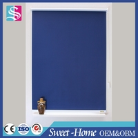 elegant ready made roller blackout window curtains for living room
