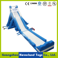 NEVERLAND TOYS Giant Inflatable Slide Extremely Exciting for Adults Outdoor Inflatable Sports for Sale