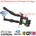 M.2(NGFF) Wireless Card to PCI-e 1X Adapter