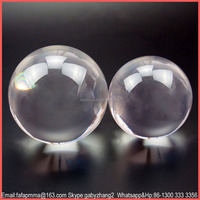 Transparent Clear Acrylic Ball, Glass Ball, Crystal Ball For Decoration