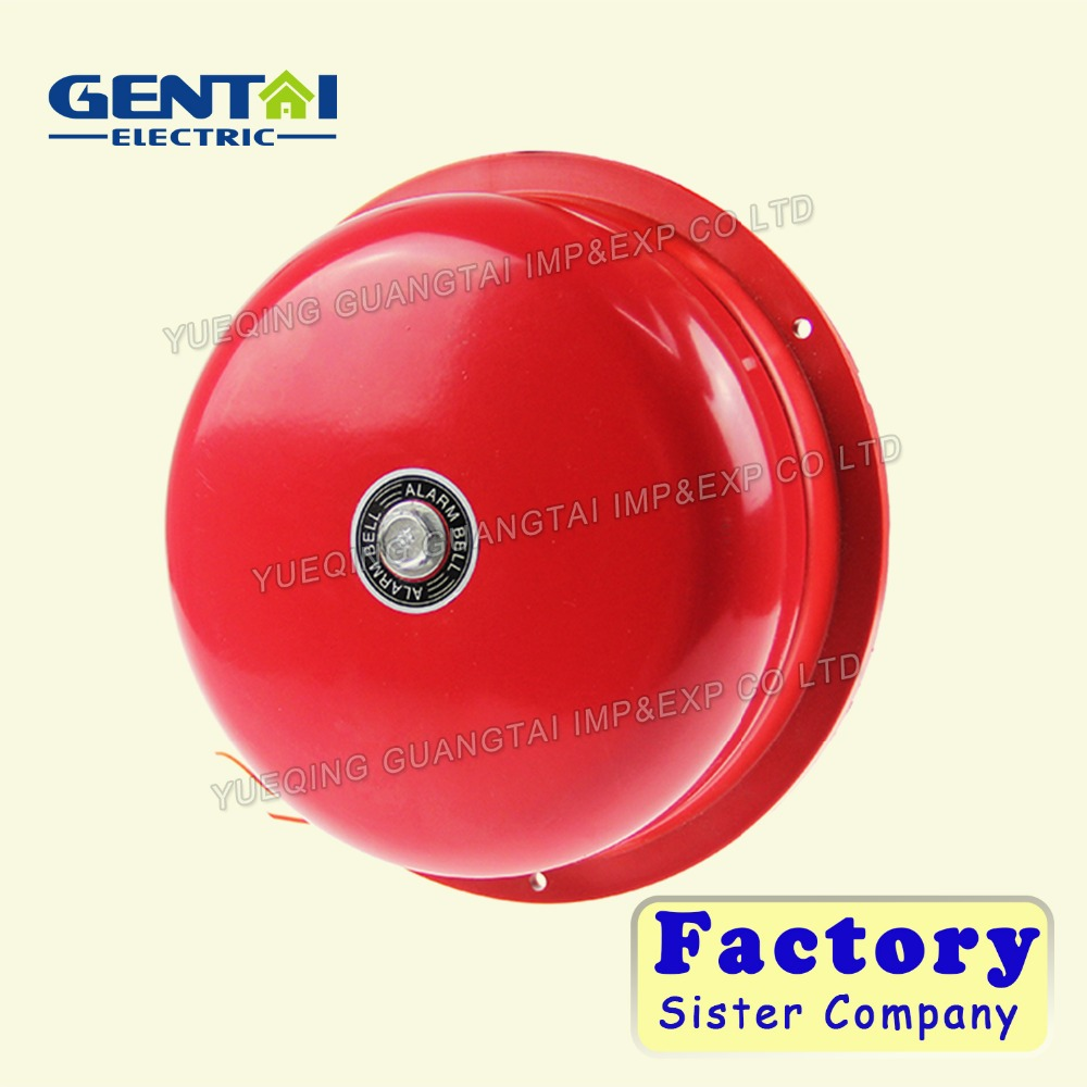 Fire Alarm Warning Electric Bell/Electric Siren/Electric Sounder