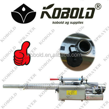 KOBOLD Thermal Fogger / Fogging Machine for Livestock Disinfection and Pest Control