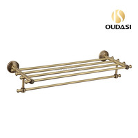 Bathroom Fitting Hotel Towel Rack With