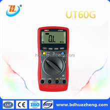 UT-60G China Low Price Auto Ranging Digital Multimeters