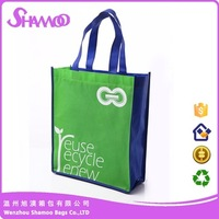 PP non woven wholesale foldable and reusable promotional shopping bag