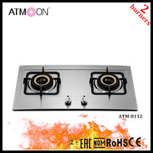 Embedded Infrared Gas Stove/ Gas Hob/ 2 Gas Burners
