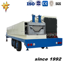 New design best selling k shape long span roll forming machine