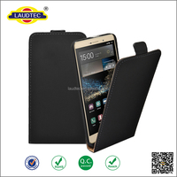 for Huawei P9 MAX Mobile Phone Flip Cover Geniune Leather Wallet Case