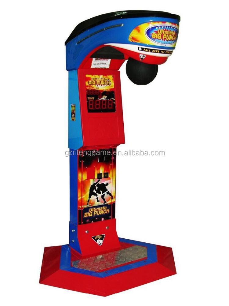 boxing punching machine