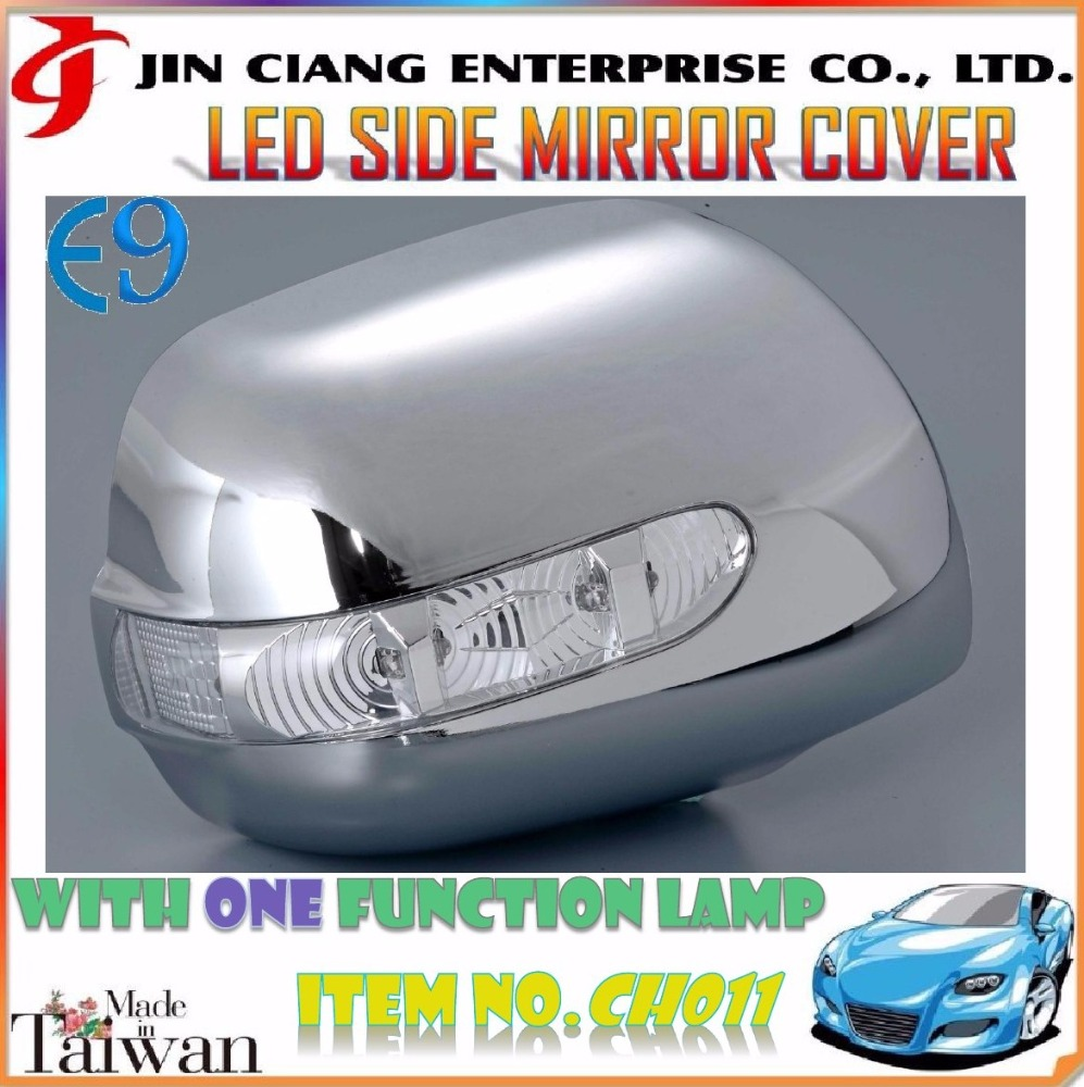 Body Kit LED DOOR SIDE REAR VIEW MIRROR COVER FOR TOYOTA RAUM Z20