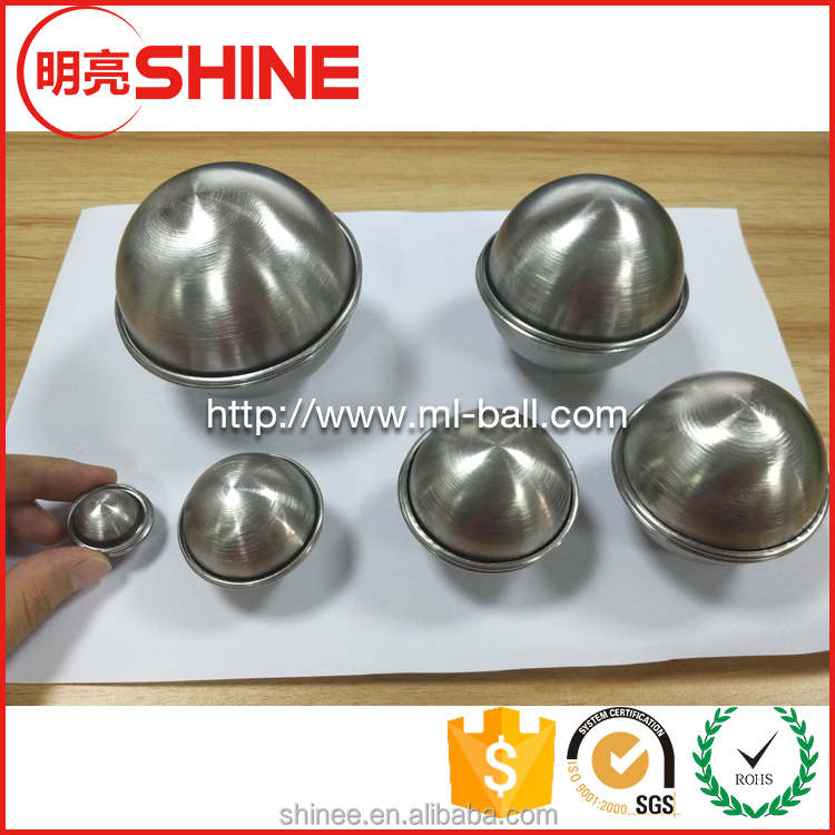 Home Soap Bath Bomb Molds Stainless Steel Custom