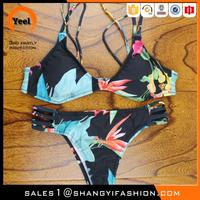china swimwear factory luxurious Breathable sexy mini bikini 2016