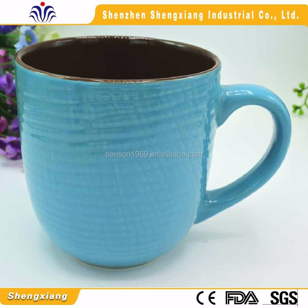 Mass supply factory direct sales wholesale high quality ceramic cup