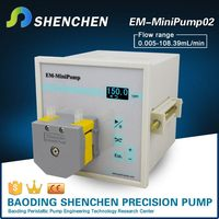 High precision mini cooler water pump,special mini concrete mixer pump