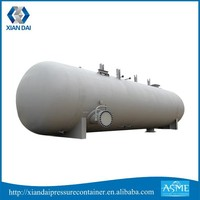 Honesty Oriented 20ft Customized ASME LPG Gas Cylinder LPG Tank