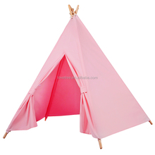 Cubby house tent wigwam indian tent play house