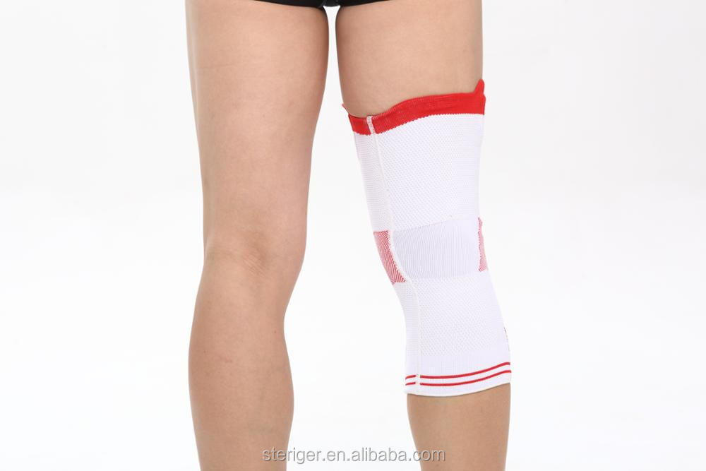 amazon hot sale side Stabilizers and Patella Padding knee compression sleeve