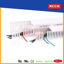 Electrical Trunking Plastic one piece wiring ducts